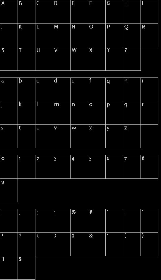 Lhf convecta base font download.